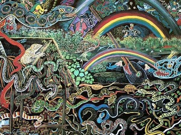 ... shamanism, healing, visionary art and film « Head Over Heels