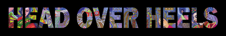 Head Over Heels: Ayahuasca shamanism, healing, visionary art and film